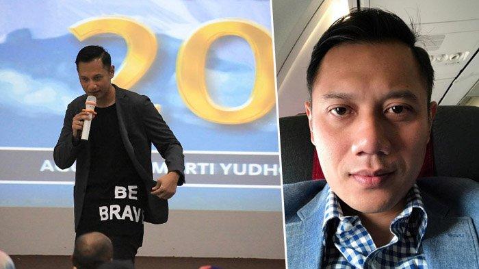 Posting Foto Selfie Sambil Berbaring, Agus Yudhoyono Bikin Fans Wanita Klepek-kelepek Lihat Bulu Ini