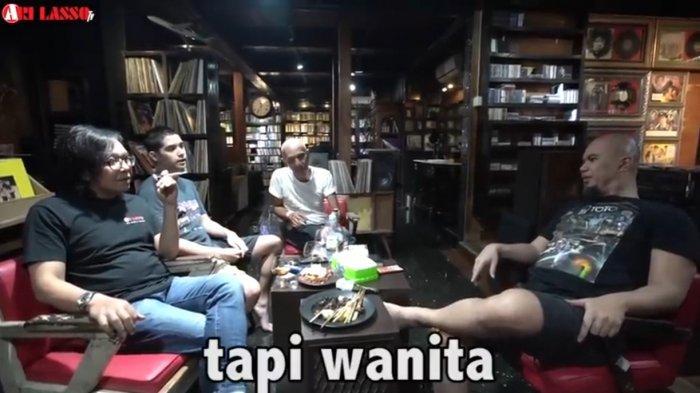 Bikin Ari Lasso Bingung, Kelemahan Ahmad Dhani Diungkap Al Ghazali: Bukan Harta & Tahta tapi Wanita