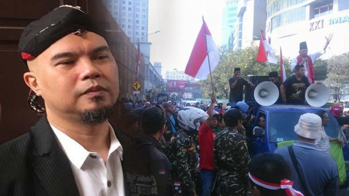Ahmad Dhani Ditetapkan Tersangka Kasus Pencemaran Nama Baik