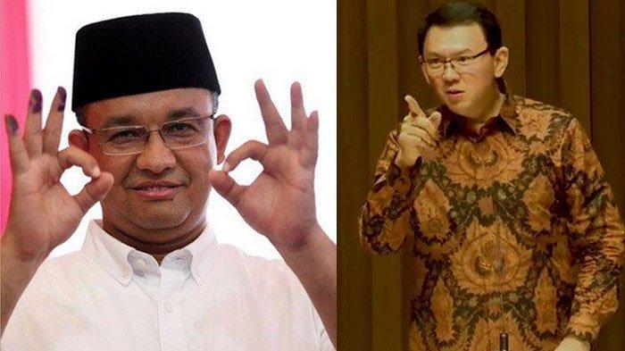 Tanggapi Kondisi Jakarta Sejak Dipimpin Anies, Ahok Singgung Babat Pohon, Andy: Pujian atau Nyindir?