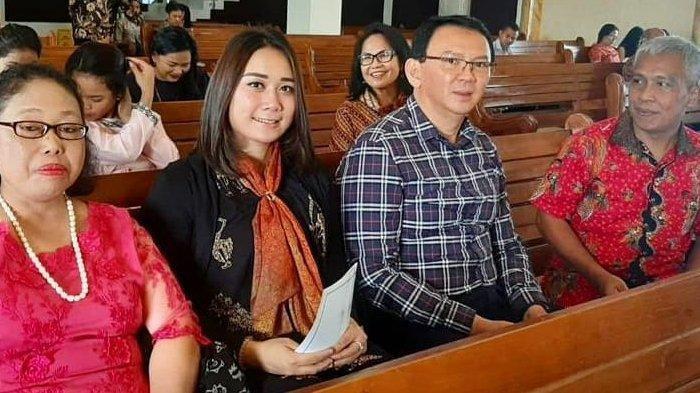 Menikah dengan Ahok BTP Februari 2019, Puput Buncit Nastiti Devi Diduga Hamil Langsung Banjir Doa
