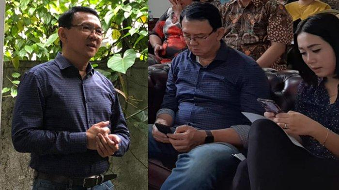 Ahok Minta Dipanggil BTP, Pengacara Ungkap Plesetannya : Basuki Tresno Puput