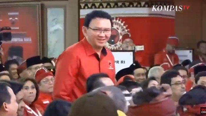 Setelah Cerita tentang Prabowo dan Ahok di Kongres, Megawati : Enak Toh Jadi Pemenang, Semua Merapat