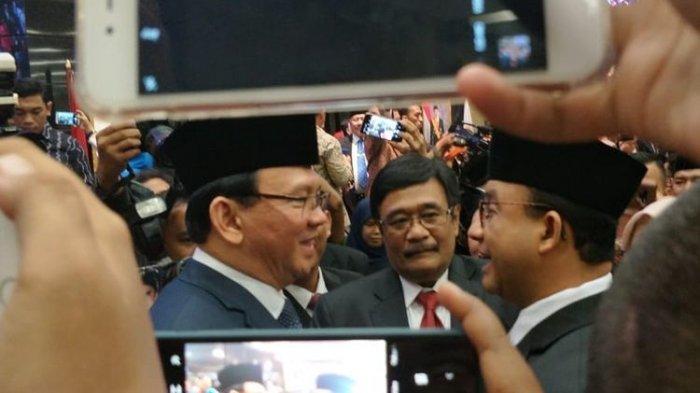 Ahok Datang ke DPRD DKI Jakarta : Aku Orangnya Cepat Move On