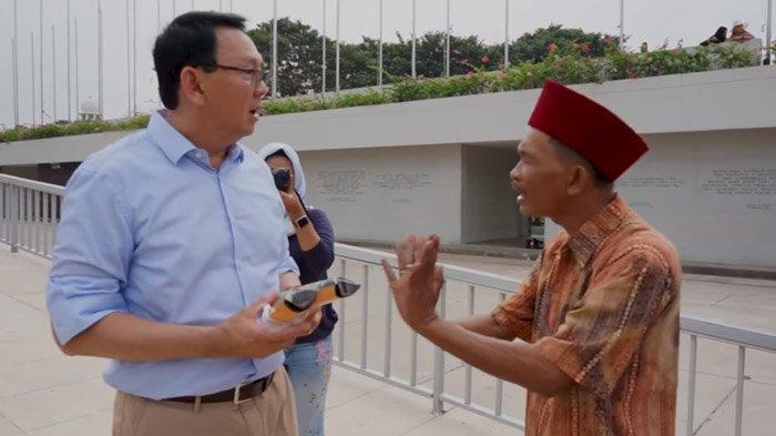 Pengakuan Pedagang Kerak Telor yang Diberangkatkan ke Maroko Era Ahok : Berantakan Sekarang Pak