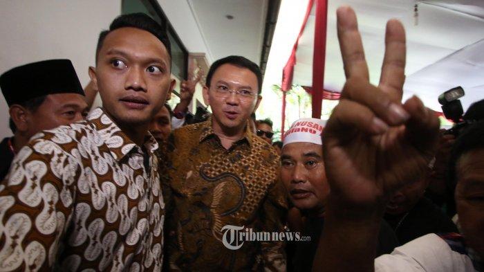 Soal Kartu Jakarta Pintar, Ahok : Program Saya Ditiru Tinggal Ganti-ganti Dikit