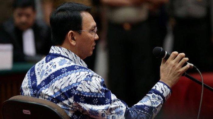 Ahok Lelang 19 Baju Batik saat Dipenjara di Mako Brimob, Uangnya Disumbangkan ke Orang Membutuhkan