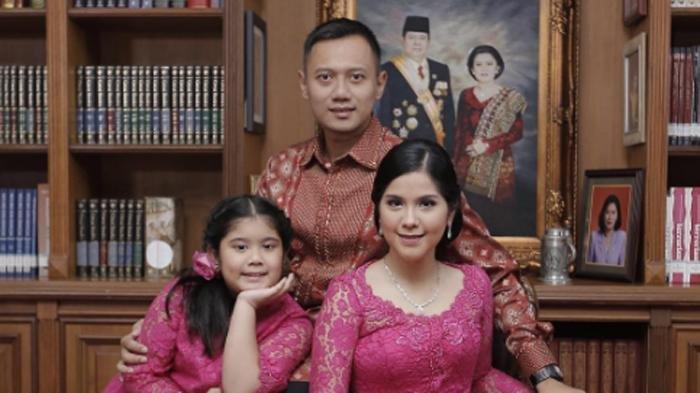 Kado Manis AHY dan Putrinya untuk Annisa Pohan yang Ulang Tahun, Tak Sekadar Tulis Kalimat Romantis