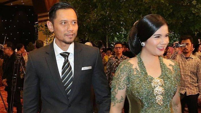 Foto Bareng Krisdayanti hingga Yuni Shara di Acara Nikahan, Penampilan Baru AHY Jadi Sorotan