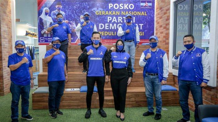 Hasil KLB Ditolak, DPC Demokrat Kota Bogor Apresiasi Pemerintah