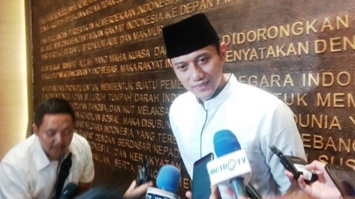 AHY Siap Jadi Menteri Jokowi