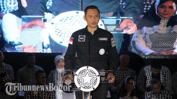 Kampanyekan Prabowo-Sandiaga, AHY Bilang Akan Turun Langsung