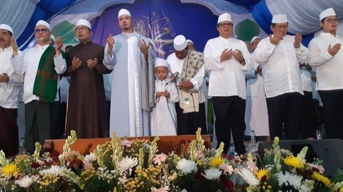Datang ke Bogor, Ketua Umum Golkar Harap Ulama Menjadi Penyejuk Umat Menjelang Pemilu