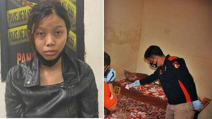 Pengakuan Gadis 19 Tahun Bunuh Pacarnya di Kamar Penginapan, Aisyah: Aku Hamil Ditinggalkan