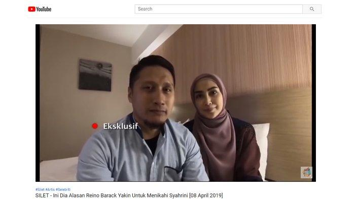 Adem Ayem dengan Fenita, Arie Untung Tiba-tiba Kenalkan Istri Muda, Aldi Taher Sindir soal Poligami