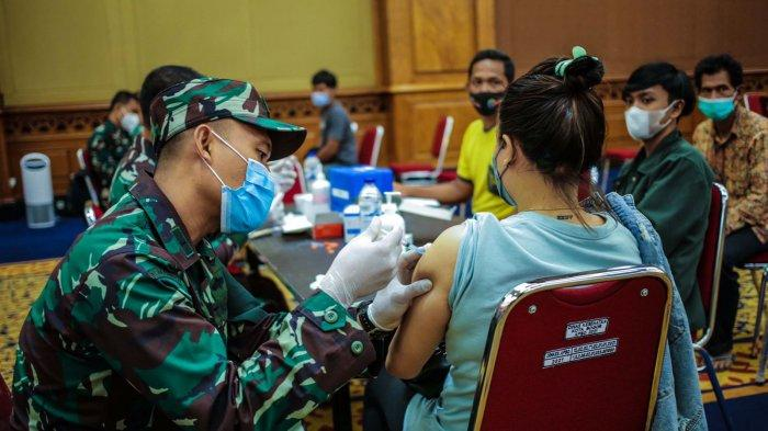 Bantu Turunkan Kasus Covid di Kota Bogor, Alumni Akabri 98 Nawahasta Gelar Serbuan Vaksinasi