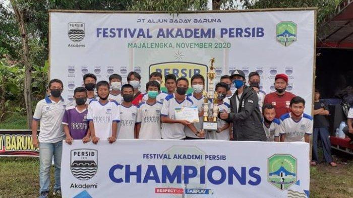 Menang Dalam Laga Uji Coba, Ini Respon Pelatih Akademi Persib Bandung Kota Bogor U-14