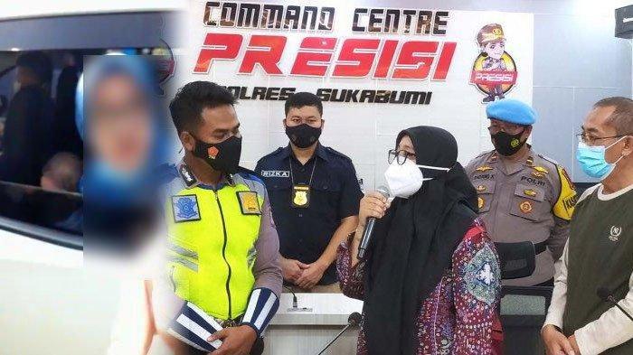 Profil Briptu Febio Marcelino, Anak Buah Kapolri yang Dimaki Ibu-ibu di Sukabumi, Pelaku Minta Maaf