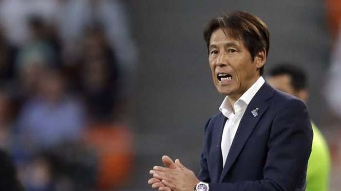 Akira Nishino, Pelatih Jepang di Piala Dunia 2018 Latih Timnas Thailand