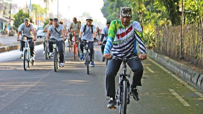 Sesak Nafas Saat Bersepeda, Kasat Sabhara Polres Bogor Meninggal Dunia