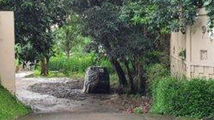 Viral Jalan Buntu di Cinangka Depok Banyak yang Tersasar ke Area Pemakaman, Lurah Buka Suara