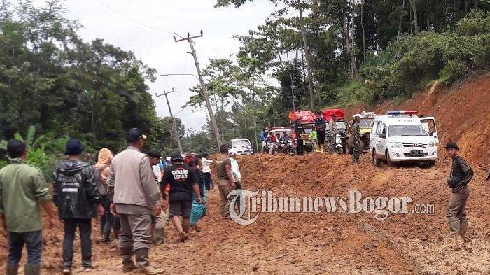 Masih Ada Desa yang Terisolir, Masa Tanggap Darurat Bencana Kabupaten Bogor Diperpanjang