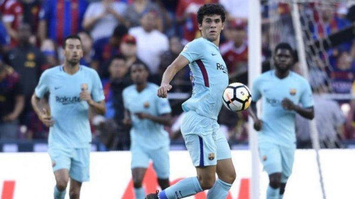 Cetak Gol untuk Barcelona, Carles Alena Curi Perhatian