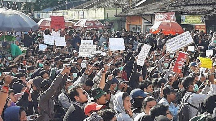 Aksi Gejayan Memanggil Jilid 2 Berlangsung Tertib dan Damai