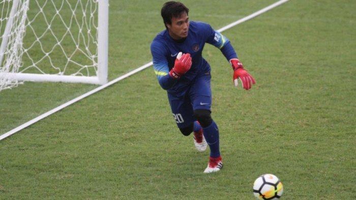 Borneo FC Resmi Lepas Kiper Timnas Indonesia