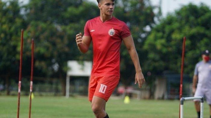Persija Jakarta Kehilangan 1 Pemain Asing Asal Brasil : Sampai Jumpa Lagi Jakmania