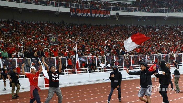 KBRI untuk Malaysia Bantah Ada Suporter Indonesia Ditusuk
