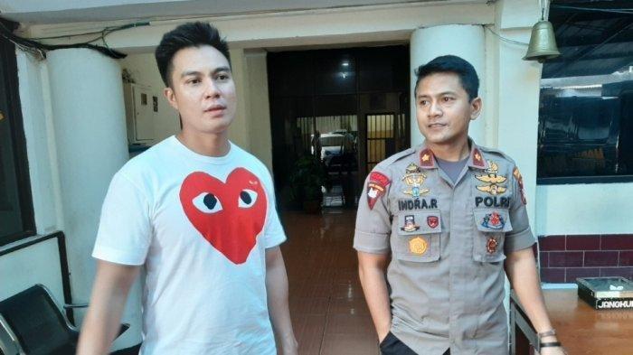 Mantan Karyawan Pencuri Motor Baim Wong Ditangkap Polisi