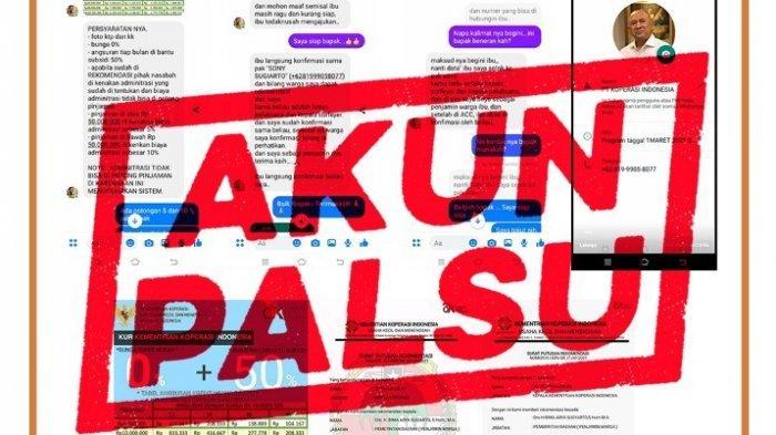 Waspada ! Akun Palsu FB Atas Nama Bima Arya S Beredar, Digunakan untuk Penipuan Tawarkan KUR