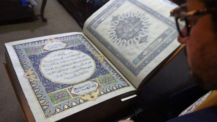 Amalan Malam Nuzulul Quran 17 Ramadhan 1441 H / 9 Mei 2020, Lengkap Doa Tulisan Arab dan Latin