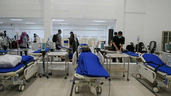 32 Lokasi Isolasi Mandiri untuk Pasien Covid-19 di Jakarta, Bisa Tampung Hingga 9 Ribu Orang