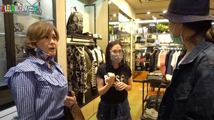 Al El Dul Belanja Ditraktir Irwan Mussry, Maia Estianty Bengong Lihat Tagihan Capai Ratusan Juta