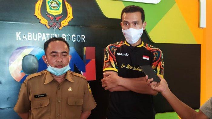 Jelang Babak Kualifikasi Porprov XIV Jabar 2021, Tim Voli Kabupaten Bogor Terkendala Fasilitas