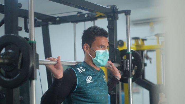 Ikut Latihan 2 Bulan Bersama Persikabo 1973, Alex Dos Santos Goncalves Merasa Lebih Kuat