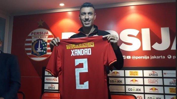 Rekrut Xandao dari Klub Brasil, Segini Biaya yang Dikeluarkan Persija Jakarta