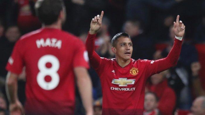 Manchester United vs Newcastle United: Ole Gunnar Solskjaer Ingin Mainkan Alexis Sanchez