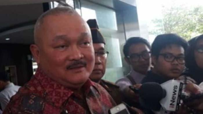 Alex Noerdin Eks Gubernur Sumsel Ditetapkan Jadi Tersangka Kasus Korupsi BUMD PDPDE