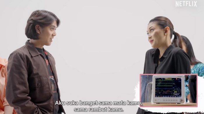 Deg-degan Digombalin Marissa Anita, Iqbaal Ramadhan Ucap Istighfar saat Dirayu Aktris Ini
