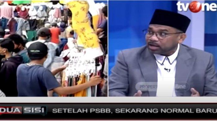 PSBB DKI Akan Berakhir, Riza Patria Bicara Kemungkinan New Normal, Ali Ngabalin: Jakarta Makin Bagus