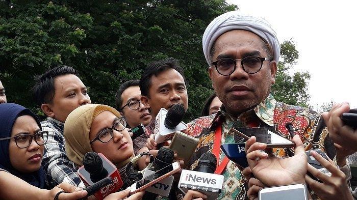 Isu Calon Menteri Pertahanan, Ali Ngabalin Sebut Prabowo Punya Karier Militer Luar Biasa