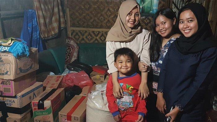 Bocah yang Sahur Pakai Nasi dan Garam Kini Bisa Beli Lauk, Donasinya Tembus Angka Puluhan Juta