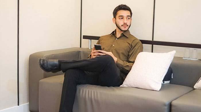 Kondisi Aktor Aliff Ali Usai Terinfeksi Covid-19, Kritis Gara-gara Banyak Pikiran