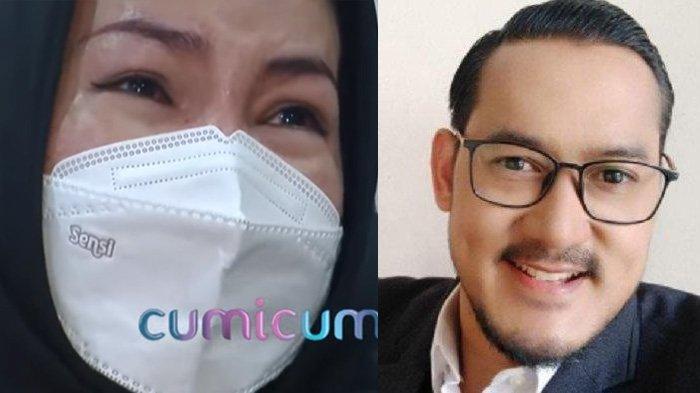 Istri Nangis Saksikan Detik-detik Alino Octavian Meninggal Lewat CCTV, Almarhum Minta Dibawakan Ini