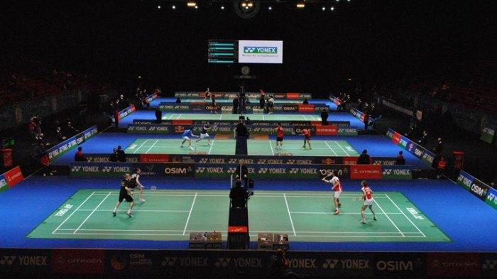 Live Streaming All England Open 2019 - Jonatan Christie Tanding Hari Ini