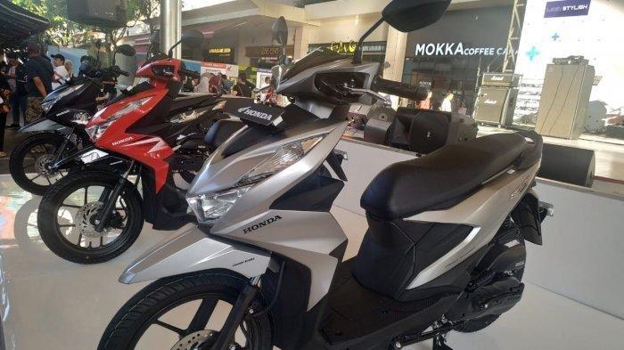 Harga Terbaru Motor Honda Bulan Maret 2020 - BeAT, Vario, Geneo Hingga CRF150