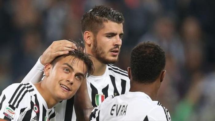 Hasil Liga Champions: Tanpa Ronaldo, Juventus Takluk di Tangan Barcelona, Nasib Apes Dialami Morata